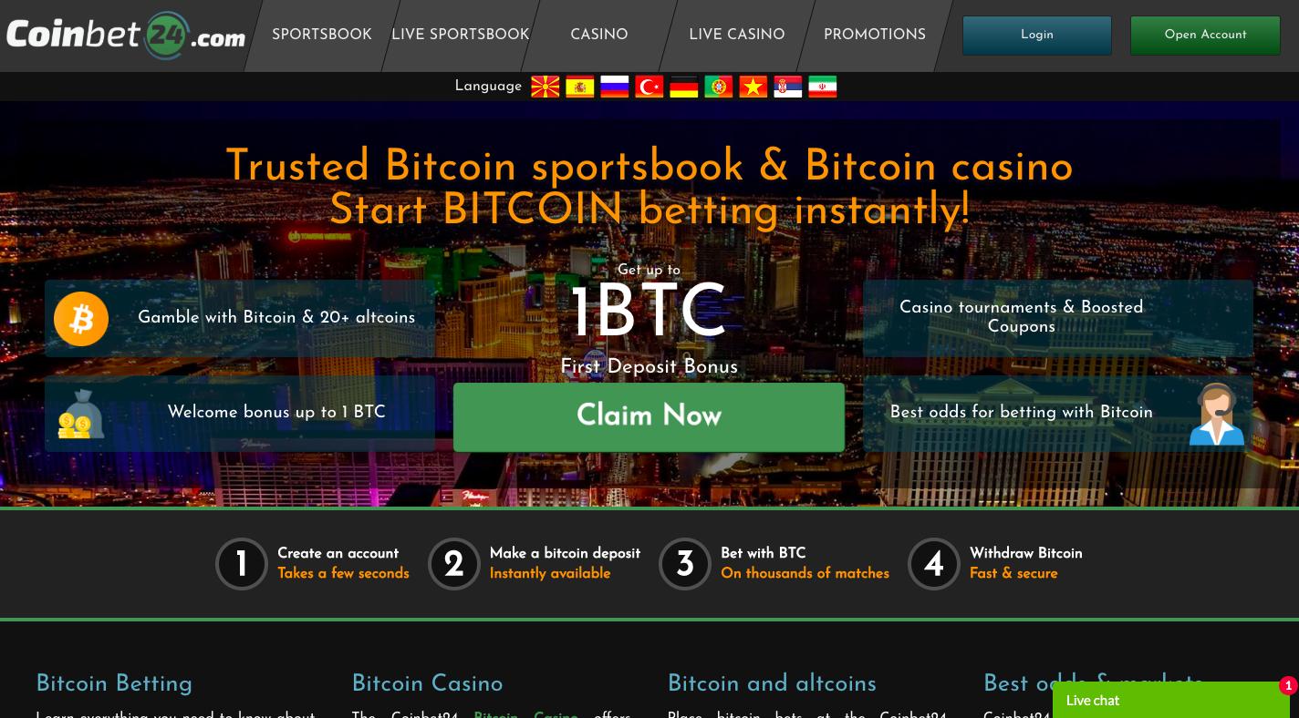 Bitcoin grifo sitio web gratuito